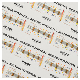 Resting Potential Inside Active Transport Humor Fabric