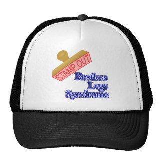 Restless Legs Syndrome Trucker Hat