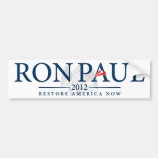 Restore America Now Bumper Sticker