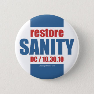 Restore Sanity - Button