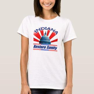 Restore Sanity - Indiana T-Shirt