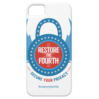 Restore The Fourth... iPhone 5 Case