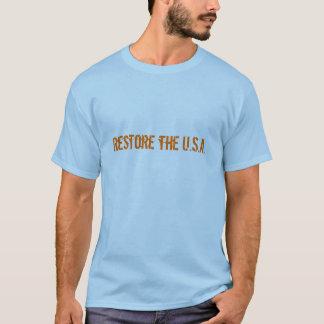 Restore the U.S.A. T-Shirt