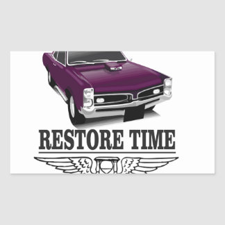 restore time