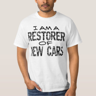 Restorer of Cars T-Shirt
