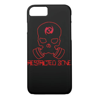 Restricted Zone by ZF Phone Casing iPhone 7 Case