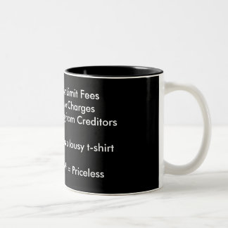 Result of the Recession Cup Mug