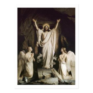 Resurrection at the Tomb Postcard