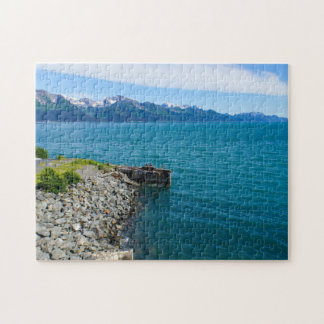 Resurrection Bay Jigsaw Puzzle