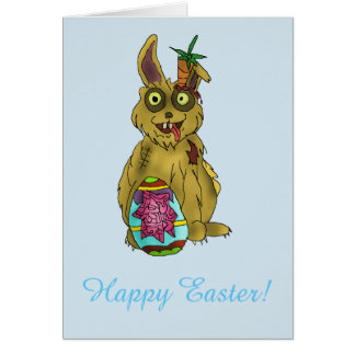 Resurrection Bunny Standard Greeting Card