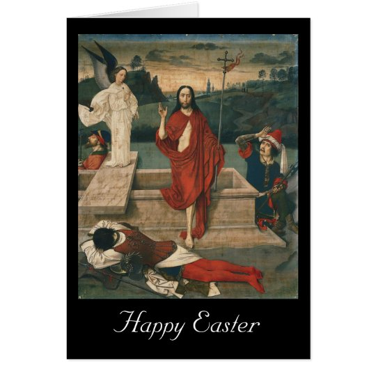 resurrection easter card