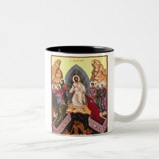 Resurrection Icon Mug