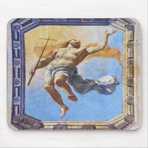 Resurrection of Christ by Michel Corneille Elder Mousepad