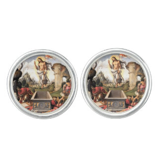 Resurrection of Christ Cufflinks