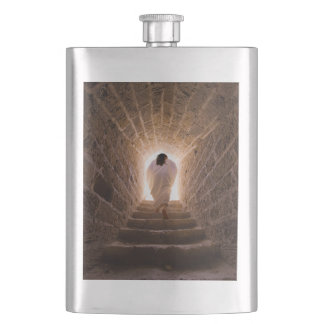 Resurrection of Jesus Christ Flask