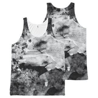 resurrection of the frozen knight All-Over-Print tank top