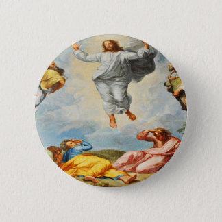 Resurrection scene in Vatican, Rome 2 Inch Round Button