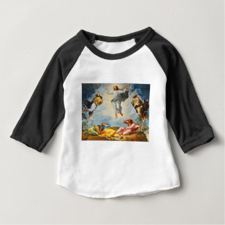 Resurrection scene in Vatican, Rome Baby T-Shirt