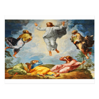 Resurrection scene in Vatican, Rome Postcard