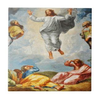 Resurrection scene in Vatican, Rome Tile