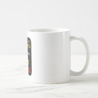 RETAILER CLASSIC WHITE COFFEE MUG