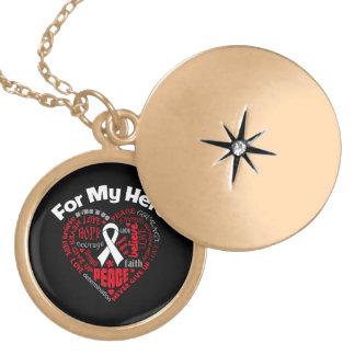 Retinoblastoma Cancer For My Hero Lockets