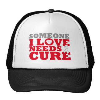 Retinoblastoma Someone I Love Needs A Cure Trucker Hat