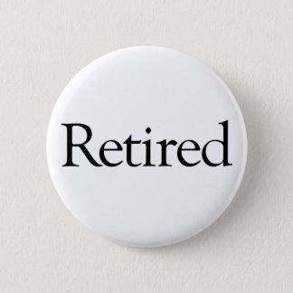Retired 2 Inch Round Button