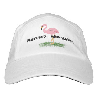 Retired And Happy Hat