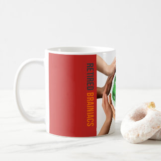 Retired Brainiacs Coffee Mug