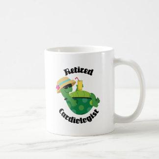 Retired Cardiologist (Turtle) Coffee Mug