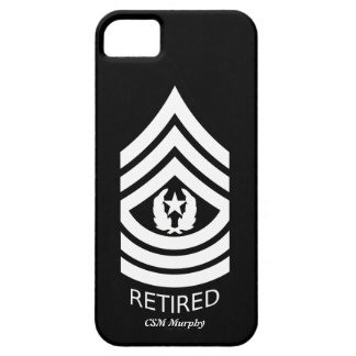 Retired CSM iPhone 5 Barely There Universal Case
