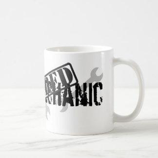 Retired Diesel Mechanic Coffee Mug