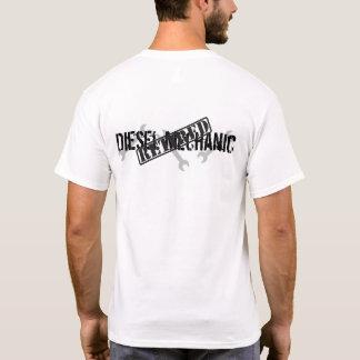 Retired Diesel Mechanic T-Shirt