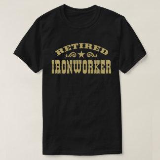 Retired Ironworker T-Shirt