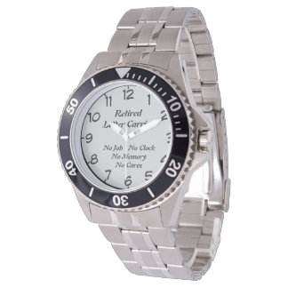 Retired Letter Carrier Watch