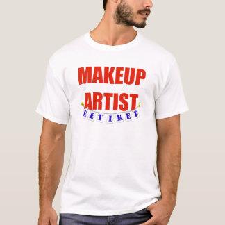 RETIRED MAKEUP ARTIST T-Shirt