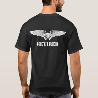 Retired Military T shirts | Navy Airforce