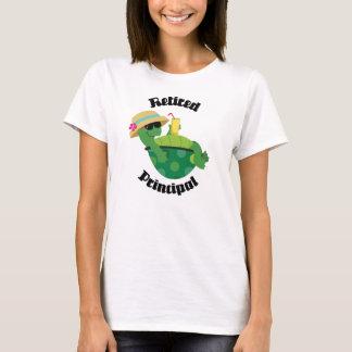 Retired Principal (Turtle) T-Shirt
