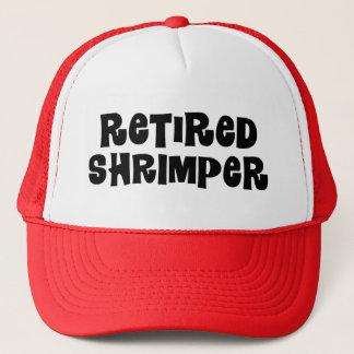 Retired Shrimper Trucker Hat