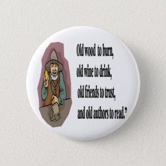 Retirement 2 Inch Round Button