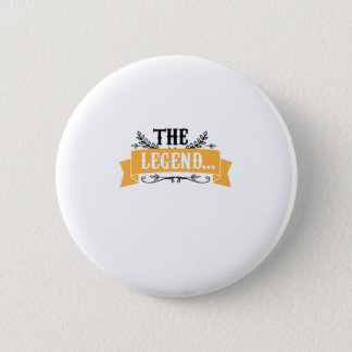Retirement Funny Gift 2 Inch Round Button