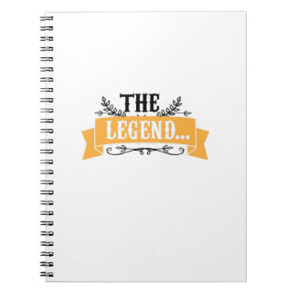 Retirement Funny Gift Notebook