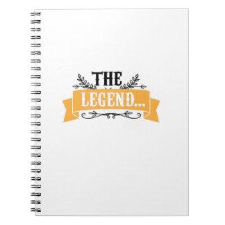 Retirement Funny Gift Notebooks
