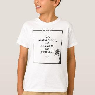 Retirement Funny Retired Design For Retirees T-Shirt