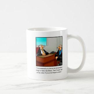 Retirement Humour Mug Gift