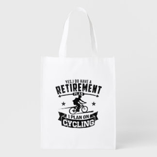 Retirement Plan cycling Market Totes