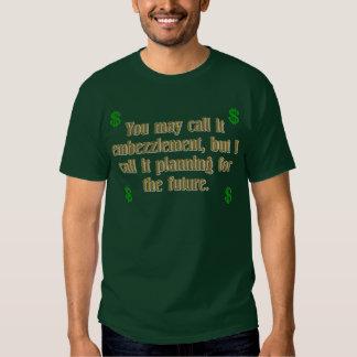 Retirement Planning T Shirt