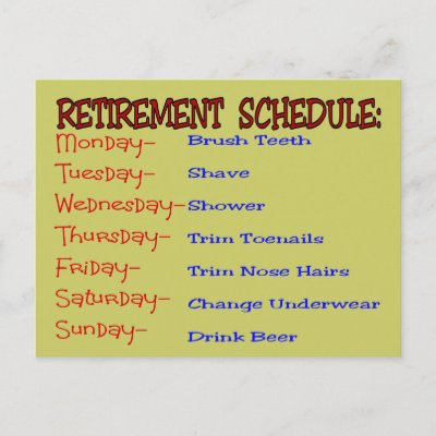 Free Funny Retirement Speech | just b.CAUSE