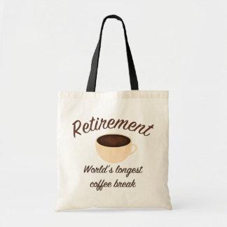 Retirement: World's longest coffee break